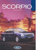 1996 Ford Scorpio UK