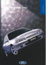 1999 Ford Mondeo Zetec UK