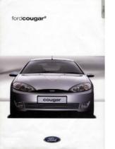 2001 Ford Cougar UK