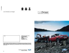 2005 Ford Ranger UK