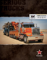 2012 Western Star Towing & Recovery