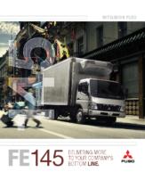 2014 Mitsubishi Fuso Canter FE145