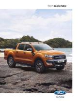 2015 Ford Ranger AUS