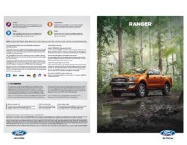 2016 Ford Ranger AUS