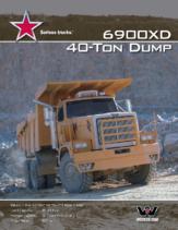 2017 Western Star 40 Ton Dump