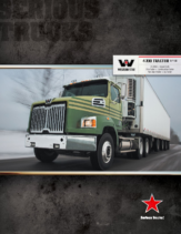 2018 Western Star 4700 Tractor