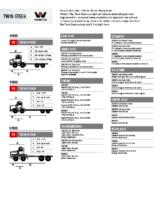 2018 Western Star TS Tech Sheet