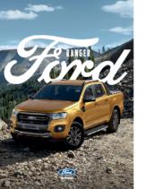 2019 Ford Ranger AUS