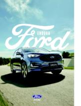 2020 Ford Endura AUS