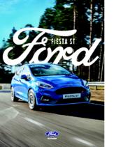 2020 Ford Fiesta ST AUS