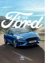2020 Ford Focus AUS