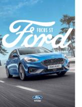 2020 Ford Focus ST AUS