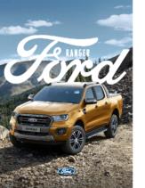 2020 Ford Ranger AUS