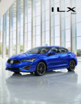 2021 Acura ILX Fact Sheet