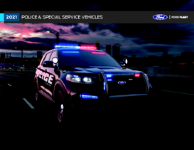2021 Ford Police