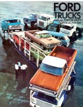 1969 Ford Trucks Full Line