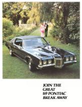 1969 Pontiac Full Line Mailer
