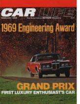 1969 Pontiac Grand Prix Reprint