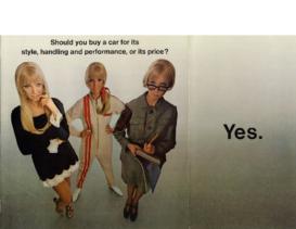 1969 Pontiac Mailer