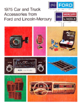1975 Ford Car & Truck Accessories