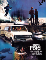 1976 Ford Recreational Vehicles