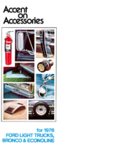 1976 Ford Truck Accessories