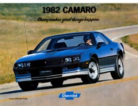 1982 Chevrolet Camaro CN