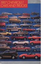 1987 Chevrolet Full Line v3