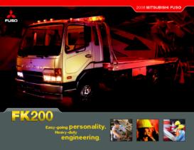 2006 Mitsubishi Fuso FK200