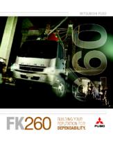 2008 Mitsubishi Fuso FK260