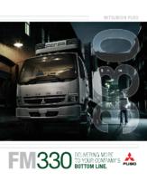 2008 Mitsubishi Fuso FM330