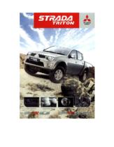 2009 Mitsubishi Strada Triton DOUBLE CAB GLS ID