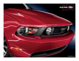 2010 Ford Mustang V2
