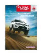 2013 Mitsubishi New Pajero Sport Dakar ID