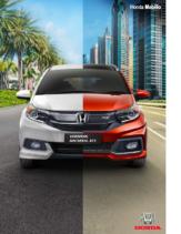 2019 Honda Mobilio ID