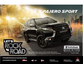 2020 Mitsubishi Pajero Sport Rockford Fosgate ID