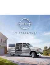 2021 Nissan Passenger
