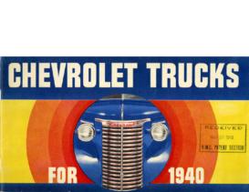 1940 Chevrolet Truck
