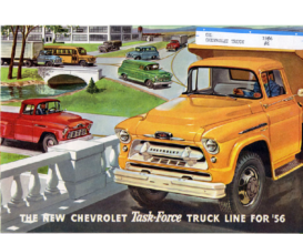 1956 Chevrolet Truck 2