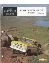 1965 Chevrolet Truck Four-Wheel Drive