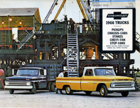 1966 Chevrolet Truck Full Line