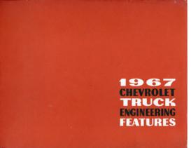 1967 Chevrolet Truck Engineering