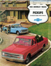 1968 Chevrolet Pickups