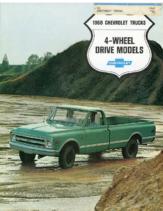 1968 Chevrolet Truck 4X4