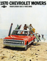1970 Chevrolet Pickup Trucks V2