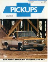 1976 Chevrolet Pickups V2