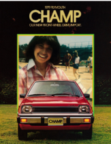 1979 Plymouth Champ