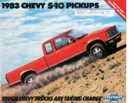 1983 Chevrolet S-10 Pickup