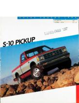 1986 Chevrolet S-10 Pickup