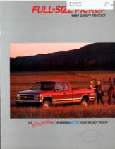 1989 Chevrolet Full-Size Pickup